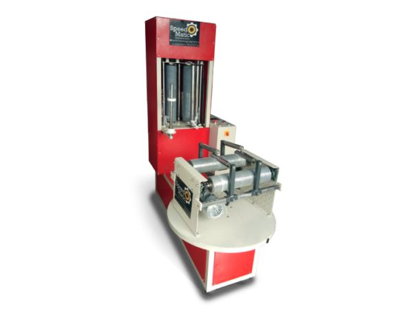 Outside Reel Wrapping Machine